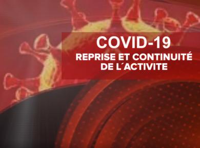 COVID-19 : Politique d'amélioration de la santé du personnel