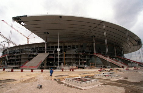 Stade de France -