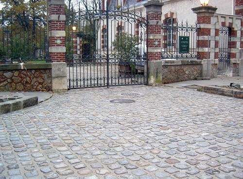 VAUJOURS - parc de la Poudrerie - 2004