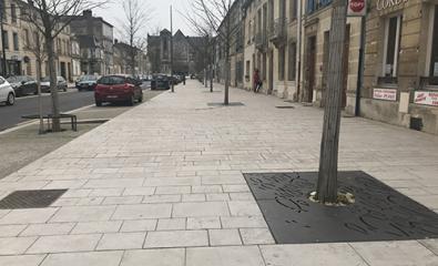 BAR LE DUC (55) - Place Foch