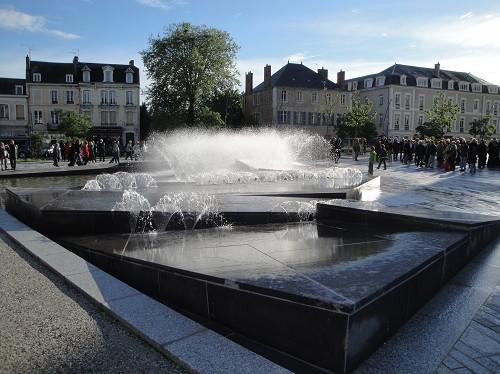 MONTLUCON - 2013 - Fontaine