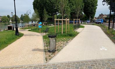 SENS (89) - Quais Landry et Moulin