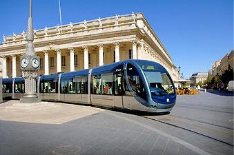 Tram de Bordeaux - 2002