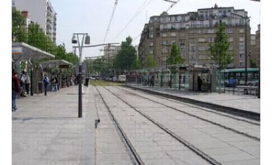 Tram PARIS - Boulevard des Maréchaux