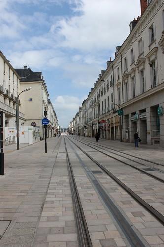 Tram de Tours - Juin 2013