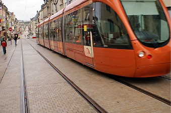 tramway du Mans - 2006-2008