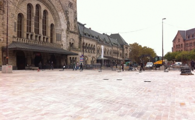 METZ - Place de la Gare - METTIS image 5