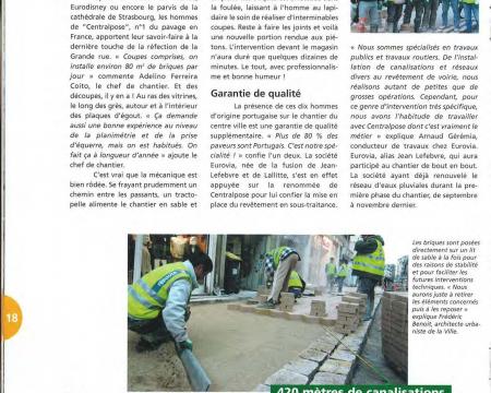 La presse en parle - Ville de DIEPPE - Journal de Bord - Mars 2004
