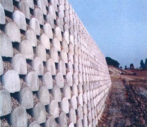 mur loeffel - Liffré 2001